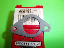 NEW Briggs /& Stratton 272199 Intake Gasket for Quantum Engine 12T802  12S802