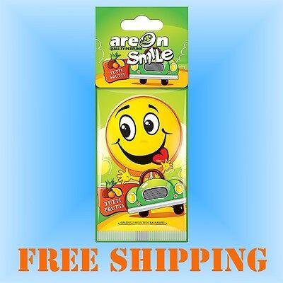 Smile Tutti Frutti Air Fresheners for Car or Home