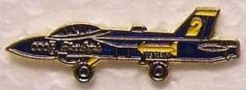 Hat Tie Tac Pin Airplane FA-18 Blue Angels Hornet NEW