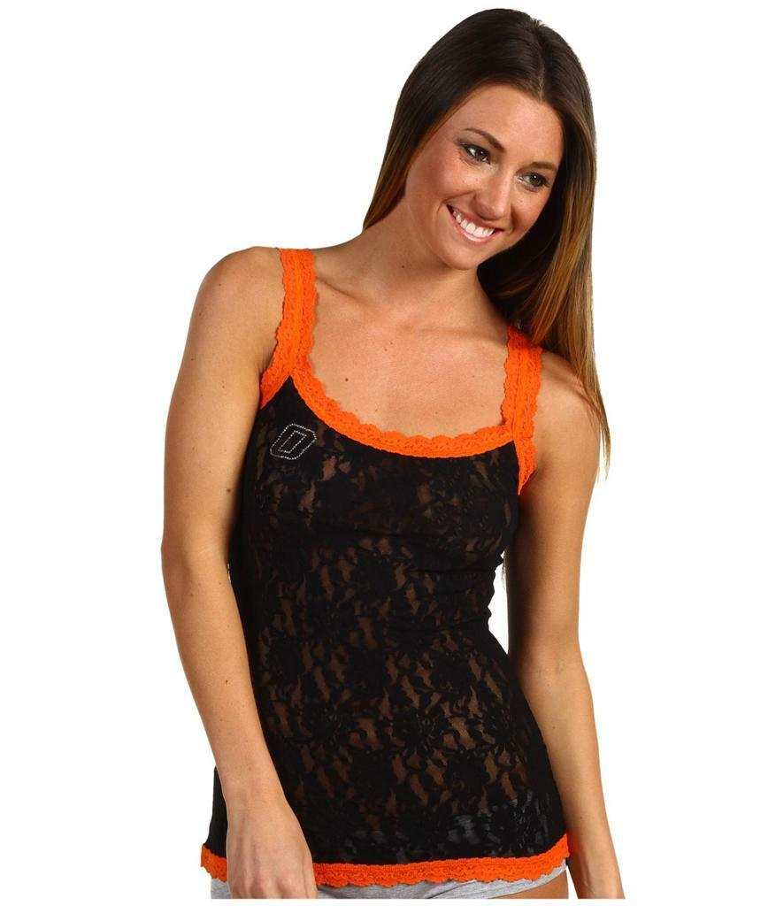 Hanky Panky Oklahoma State Cowboys Camisole Lace College NCAA Signature Cami NEW