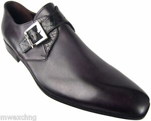 726140f699ce  970 Cesare Paciotti US 9 Black Leather Snake Loafers Italian ...