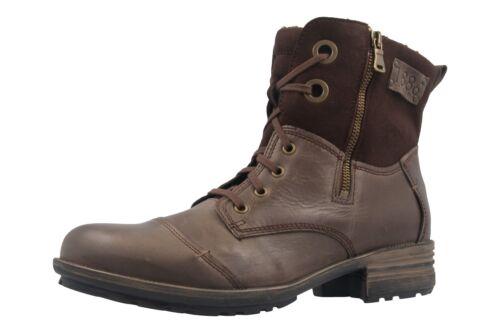 Josef Seibel boots en Grandes Tailles Grandes Chaussures Femmes Marron XXL