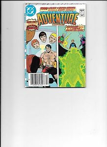 Adventure-Comics-494-December-1982-Superman-Digest-Challengers-Of-The-Unknown