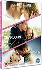 Nicholas Sparks Triple Dear John/safe Haven/the Best of Me DVD 5030305519742