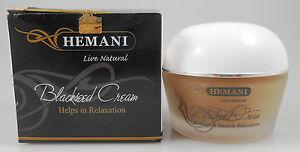 Nigella sativa cream