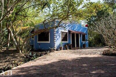Casa venta en Yucatán, 1.4 hectáreas de terreno