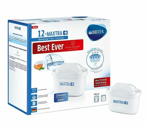 plus Cartouche de filtre-Pack de 12 Brita Maxtra