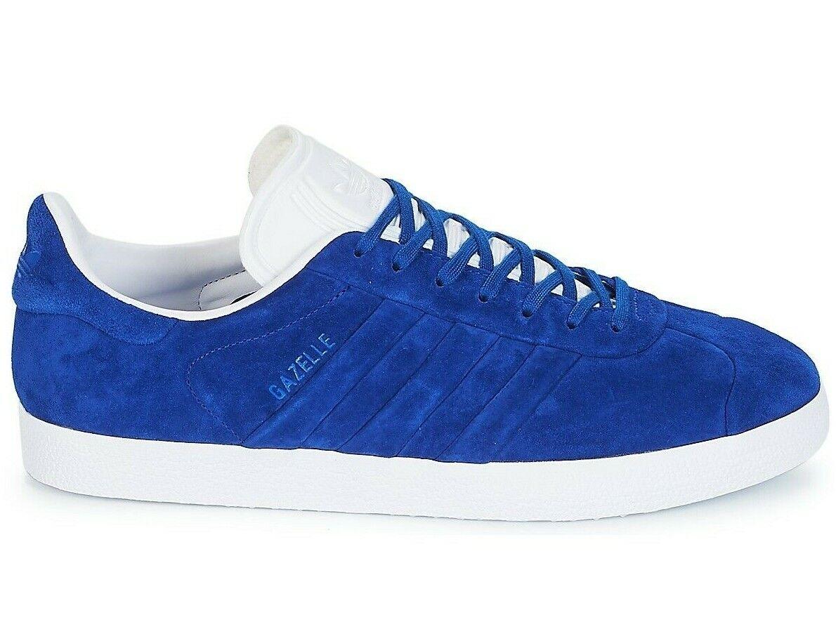 Adidas Hombre Gazelle Punto y Giros BB6756 Moda Zapatillas