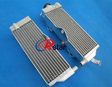Oversize aluminum radiator for HONDA CR500 CR500R 1991-2001 92 93 94 95 96 97 98