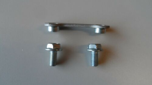 Vance and Hines Dog bone nut plate For Harley-Davidson Exhaust systems 21989