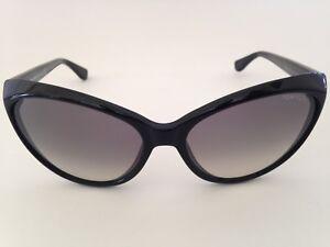 c55dc97d0c454 Tom Ford Martina Cat Eye Sunglasses Ivory Black Gray Gradient Lens ...