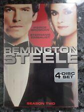 Remington Steele - Season 2 (DVD, 2005, 4-Disc Set)