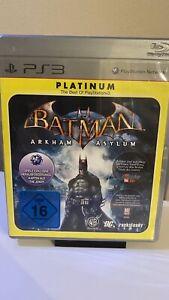 Batman-Arkham-Asylum-PS3-Spiel-NEU-amp-OVP-BLITZVERSAND