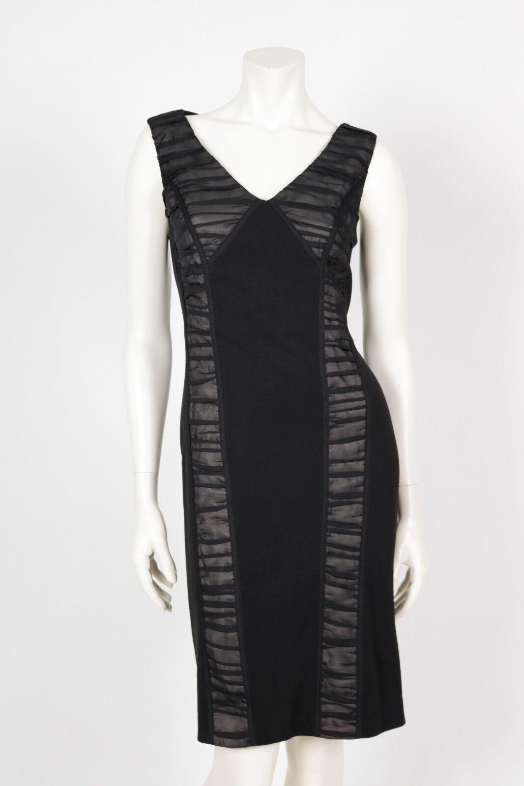 Young Couture by Barbara Schwarzer Kleid,Gr.40 , schwarz
