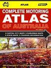 Complete Motoring Atlas of Australia (2008, Taschenbuch)
