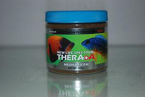 New Life Spectrum Thera - Granulés de 2 mm pour cuve de 2000g, formule poisson moyenne