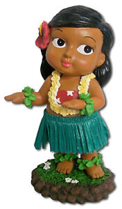 Image is loading Keiki-Hula-Girl-Dancer-Doll-Hawaiian-Gifts-Hawaiiana-