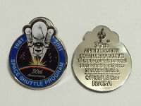 New NASA Final Space Shuttle Mission Pin Contains Metal Flown On A Space Shuttle