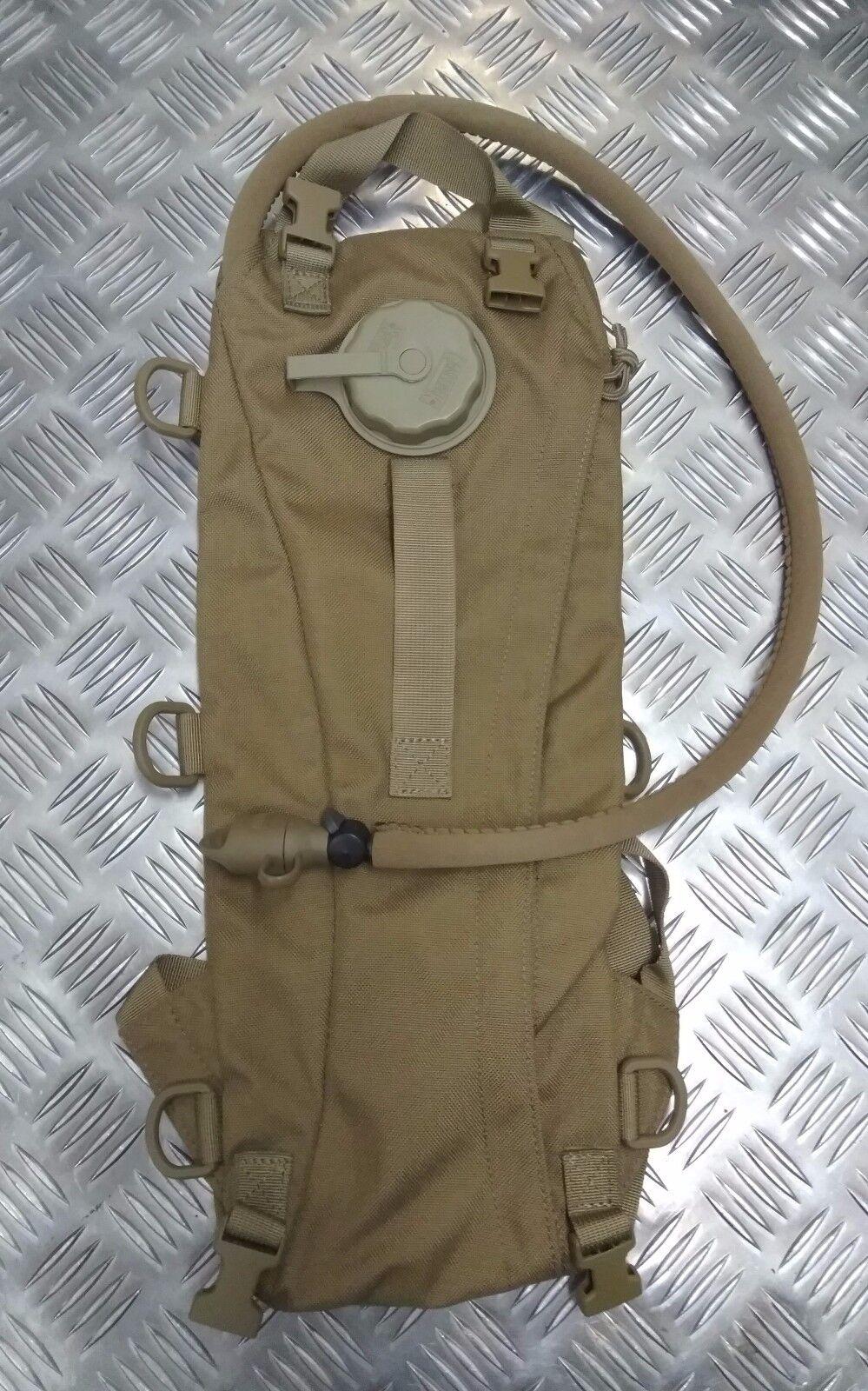 Genuino Artículo Ejército Británico Camelbak Sistema de hidratación
