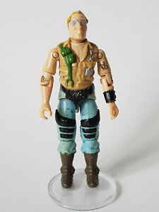 ACTION-FORCE-GI-JOE-Vintage-BUZZER-Dreadnoks-Figure-Rare-1984-GOOD-CONDITION