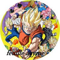 Disque En Azyme Dragon Ball Z 20 Cm