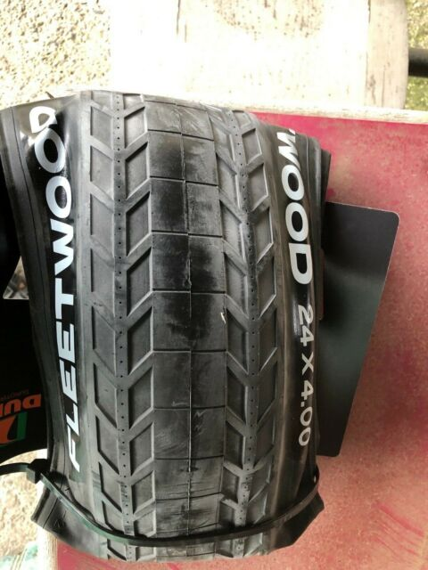 "24x4 1//4/"" DURO Beach Cruiser tire bicycle Fat Bike Rat Rod CHOPPER"