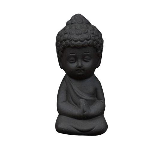 Traditioneller kleiner Buddha Statue Tee Haustier Dekor perfektes Geschenk