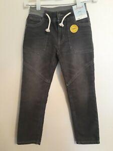 246f48f54 Boys Cat & Jack Total Flex Skinny Black/Gray Jean Target Brand Size ...