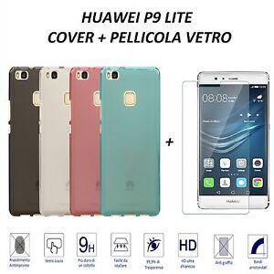 Cover e custodie brillante modello Per Huawei P9 lite in plastica per cellulari e smartphone