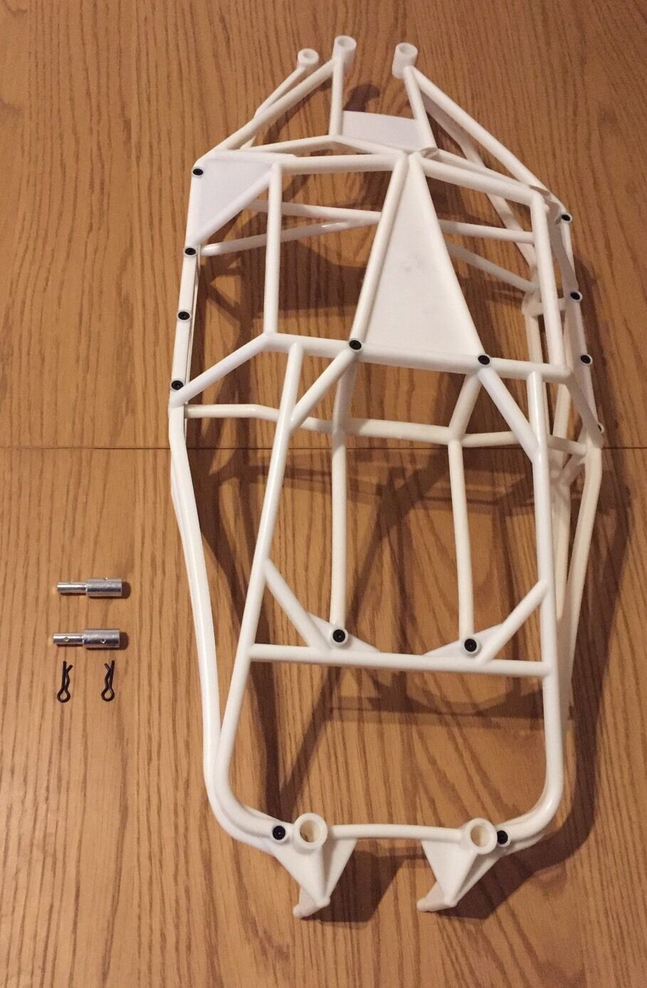HPI BAJA PLASTIC ROLL CAGE FOR HPI BAJA 5T,5SC,1 5,KM,ROVAN
