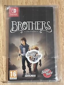 Nintendo Switch Super Rare Games #48: Brothers: A Tale of Two Sons Limited Ed