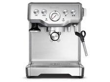 Breville The Infuser Espresso Cappucino with Steam Coffee Machine BES840XL