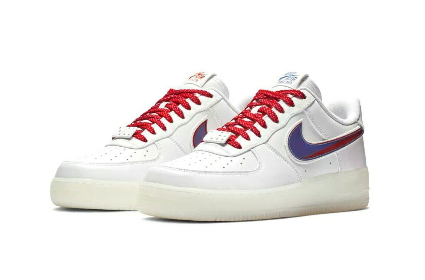 Size 10 US - Nike Air Force 1 low De Lo Mio EXCLUSIVE LIMITED RELEASE