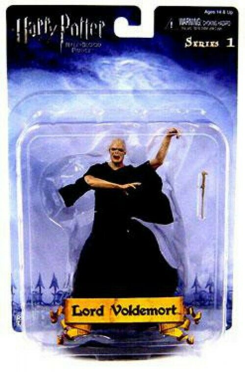 NECA HARRY POTTER THE HALF BLOOD PRINCE Lord Voldemort Action Figure