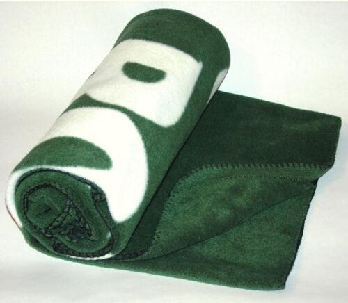 NEW Fleece Rolling Rock Blanket