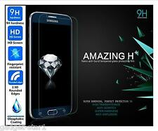 Genuine 100% TEMPERED GLASS HD Invisible Screen Protector For Samsung Galaxy S7