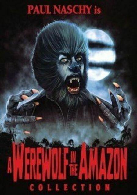Werewolf In The Amazon Collection Dvd Region 1 For Sale Online Ebay