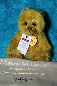 Charlie Bears - Butterball - Isabelle Lee Minimo - BMWT