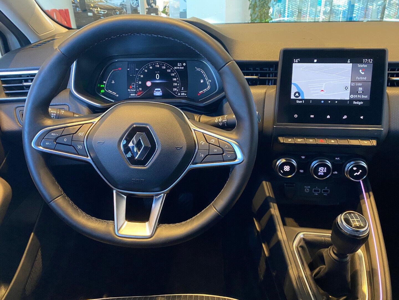 Renault Clio V 1,0 TCe 100 Intens - billede 5