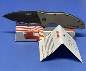 Kershaw collectible folding pocket knife mini cyclone 1636TIZDP
