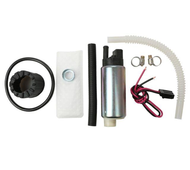 Quantum 255LPH EFI Fuel Pump Camaro Trans Am 5.7L TPI LT1 LT4 Iroc Z28 SS w// Kit