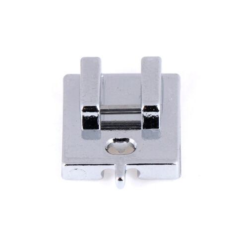 1 stück Unsichtbarer Reißverschluss Nähfuß Nähmaschine Nähfuß DIY Nähwerkz x Rhn