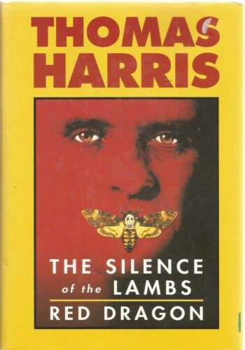 1 of 1 - The Silence of the Lambs  and  Red Dragon by Thomas Harris (Hardback, d/w 1991)