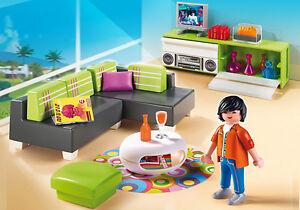 PLAYMOBIL City Life 5584 Wohnzimmer #4085 günstig kaufen   eBay