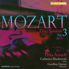 Mozart: Duo Sonatas, Vol. 3 (CD, Aug-2010, Chaconne)