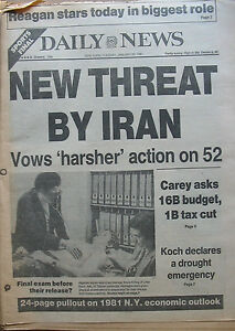 Superior Shipping New York Daily News January 20 1981
