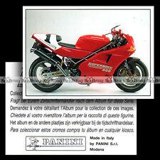 #pnsm93.067 ★ DUCATI 888 SP5 Sport Bike ★ Panini Super Moto 93