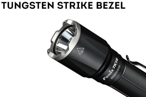 3100 Lumens #TK16V2 Fenix TK16 V2.0 Tactical Flashlight