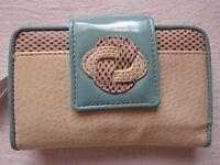 Women's Rolfs Wallet Organizer Aqua