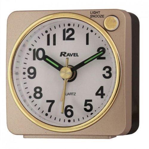 Ravel Quartz Mini réveil de voyage RC018 12 moyhs Garantie